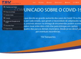 tsvtransportes.com.br