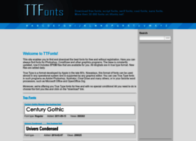 ttfonts.net