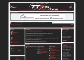 ttrs-forum.de