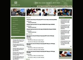 tttinhoc.duytan.edu.vn
