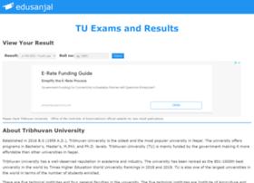 tu.edusanjal.com