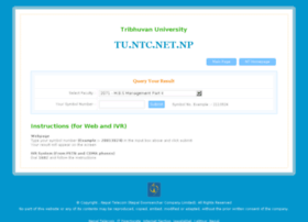 Tu.ntc.net.np