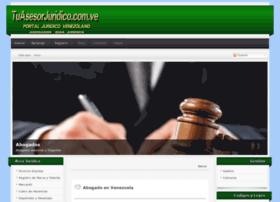 tuasesorjuridico.com.ve