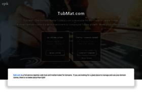 tubmat.com