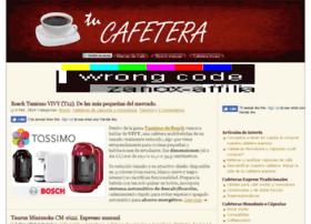 tucafetera.com