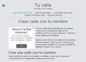 tucalle.net