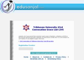 tuconvocation.edusanjal.com