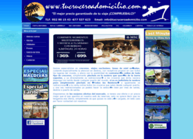 tucruceroadomicilio.com