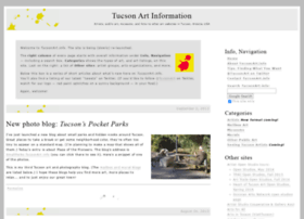 tucsonart.info
