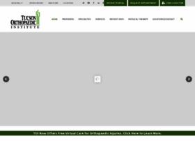 tucsonortho.com