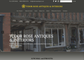 tudor-rose-antiques.co.uk
