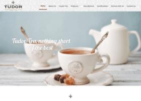 tudor-tea.com