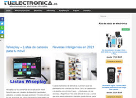 tuelectronica.es