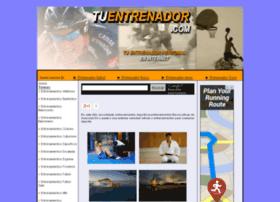 tuentrenador.com