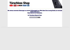 tuerschloss-shop.de