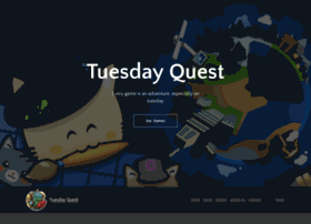 tuesdayquest.com