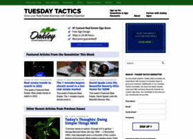 tuesdaytactics.com