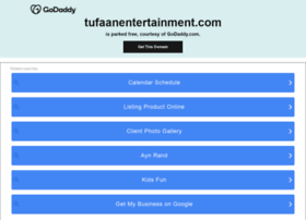 tufaanentertainment.com