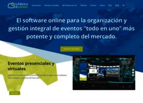 tufabricadeventos.com