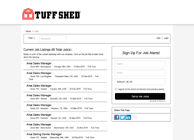 tuffshedjobs.applicantpro.com