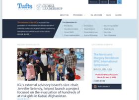 tuftsgloballeadership.org