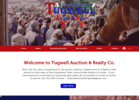 tugwellauctionrealty.com