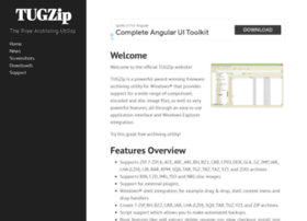 tugzip.com