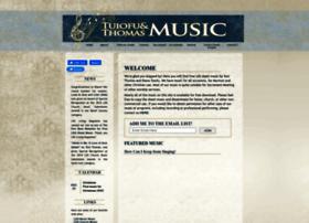 tuiofuandthomasmusic.com