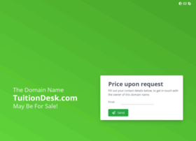 tuitiondesk.com