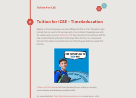 tuitionforicse.wordpress.com