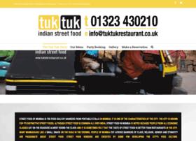 tuktukrestaurant.co.uk