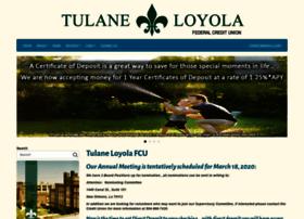 tulane-loyolafcu.com