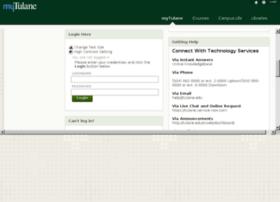 tulane.blackboard.com
