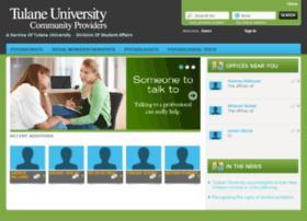 tulanecommunityproviders.com