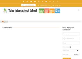 tulasinternational.edu.in