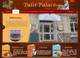tulsipalace.com