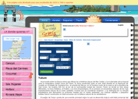 tulum.caribemexicano.com