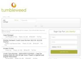 tumbleweed.applicantpro.com