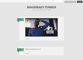 tumblr.bhashkar.me