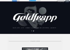 tumblr.goldfrapp.com
