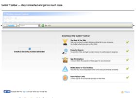 tumblr.toolbar.fm
