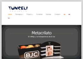 tunceliprojects.com