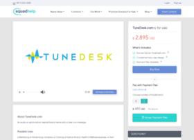 tunedesk.com