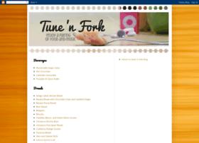 tunenforkrecipes.blogspot.com
