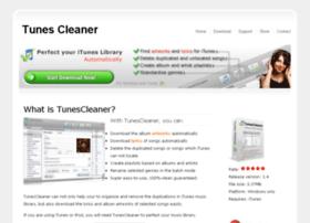 tunescleaner.com