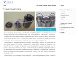 tungsten-alloy-shielding.com