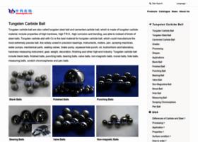 tungsten-carbide-ball.com