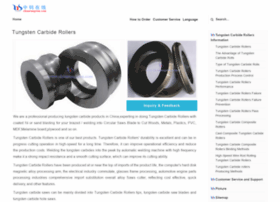 tungsten-carbide-rollers.com