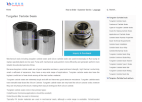 tungsten-carbide-seals.com