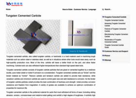 tungsten-cemented-carbide.com